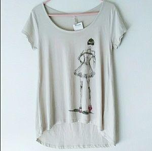 2kuhl graphic tshirt